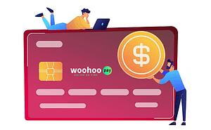 Woohoo Pay Card Processing